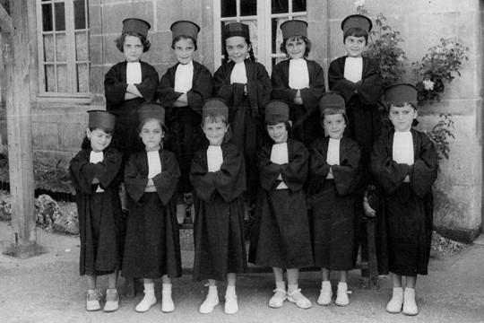 uniforme scolaire pouvait encore être de rigueur dans les écoles ...
