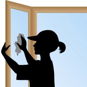 Nettoyer les vitres - Truc de grand mere menage ...