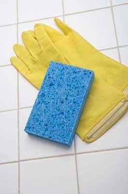 Astuces m nage carrelages poussi re vitres et for Carrelage acide chlorhydrique