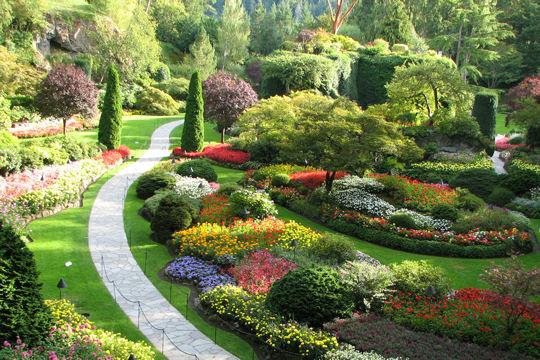 Les plus beaux jardins du monde - Le plus beau jardin de france ...